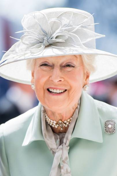 Princess Alexandra, the Hon Lady Ogilvy