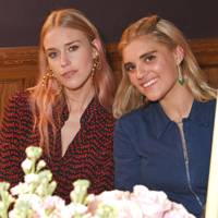 Mary Charteris and Tigerlily Taylor