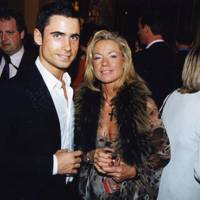 Leo Fenwick and Mrs Mark Fenwick