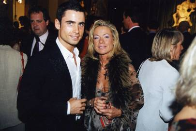 Leo Fenwick and Mrs Mark Fenwick