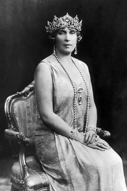 Queen Victoria Eugenie of Spain