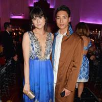Lilah Parsons and Natt Weller