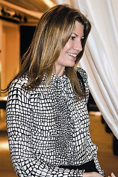 Countess Riccardo Pavoncelli