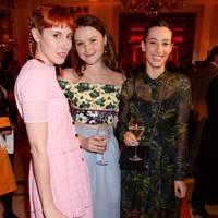 Paula Goldstein di Principe, Amber Atherton and Laura Jackson