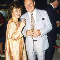 Mrs Timothy West and Timothy West