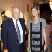 Nicholas Coleridge and Jaquetta Wheeler