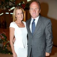 India Hicks and David Flint-Wood
