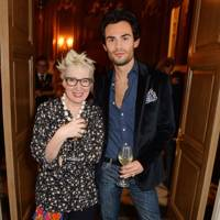 Jenny Eclair and Mark-Francis Vandelli