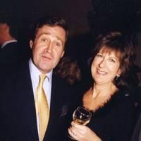 Michael Waterhouse and Lady Tessa Balfour