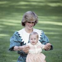 Diana, Princess of Wales' name for the Duke of Cambridge