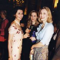 Countess Emanuele Tournon, Mrs Guido Branca and Mrs Ashley Hicks