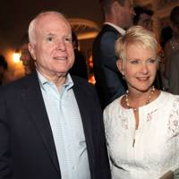 John McCain and Cindy McCain