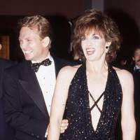 Bob Mackie and Linda Gray