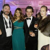 Mat Collishaw, Katy Wickremesinghe, Hamish Jenkinson and Polly Morgan