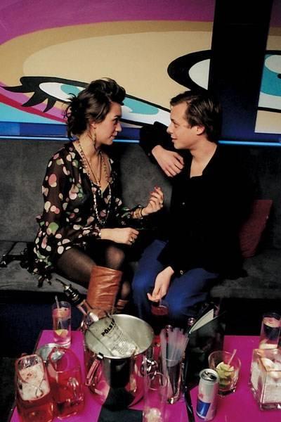 Sophia Rogge and Jamie Allsopp