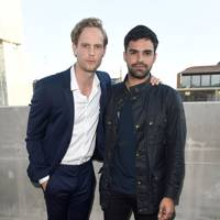 Jack Fox and Sean Teale