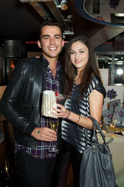 Freddie Richardson and Marina Pengelley