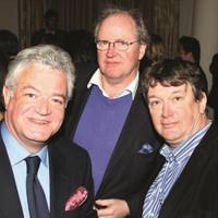 Gavin Rankin, the Hon Christopher Gilmour and Rowley Leigh