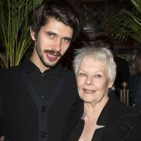 Ben Whishaw and Dame Judi Dench