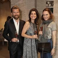 Atli Saevarsson, Dorothee Schumacher and Jo Glynn-Smith