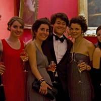Gregoire Mazureck, Manon Bertrand, Violaine Bourdon, Thurstan Redding, Nadia El Hakim, Marine Paquignon and Leonor Megrot-Desallais