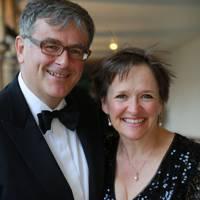 David Robinson and Ginny Robinson