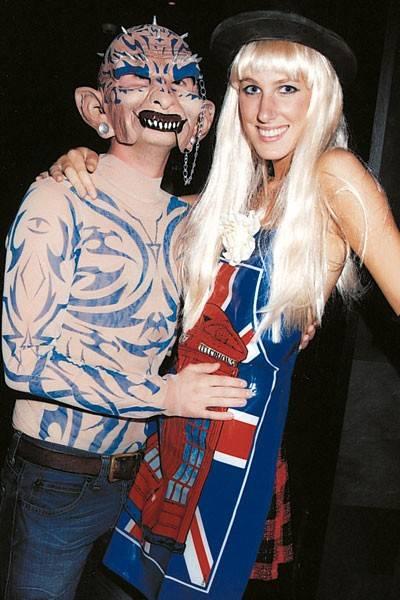 Guy Pelly and Susanna Warren