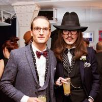 Oliver Proudlock and Joshua Kane