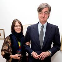 Lucy Birley and Robin Birley, 2013