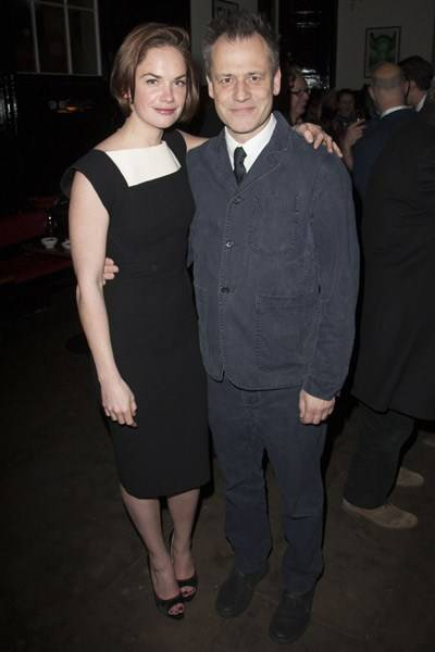 Ruth Wilson and Michael Grandage