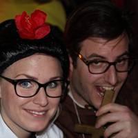 Britta Kull and Morgan Banaudo