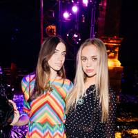 Ginevra Valsecchi and Lady Amelia Windsor