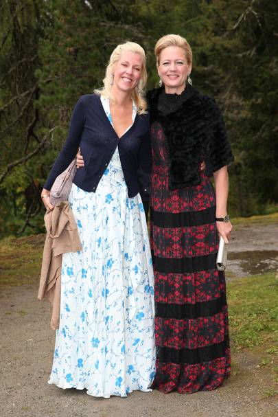 Princess Felipa of Bavaria and Princess Anna of Bavaria