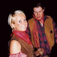 Cressida Higson and Jamie Emslie