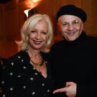 Mary Greenwell and Sascha Lilic