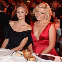 Tamsin Egerton and Natalie Coyle