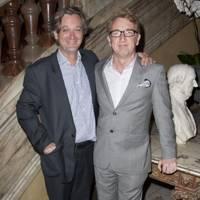 Simon Shepherd and Steffan Rhodri