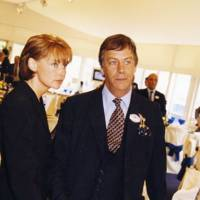 Mrs Henry Cecil and Henry Cecil