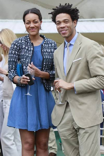 Alice Casely-Hayford and Charlie Casely-Hayford