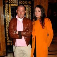 Alexander McQueen and Annabelle Neilson, 2006