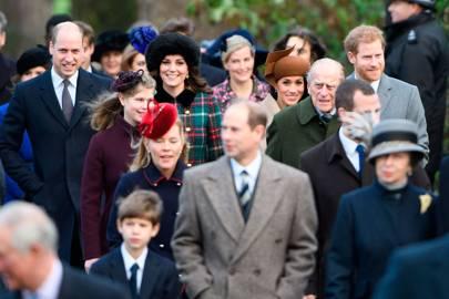 Royal Family Christmas.The Royal Family Christmas Traditions Tatler
