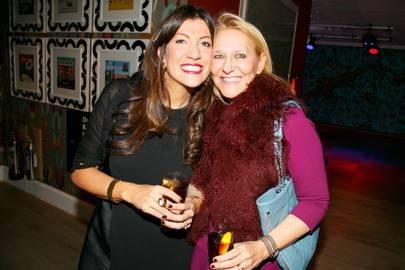 Valentina de Santis and Tanya Rose