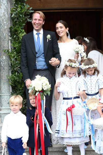 Prince Konstantin of Bavaria and Princess Deniz of Bavaria