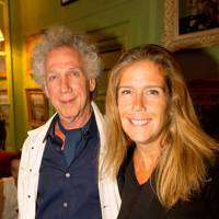 Bob Gruen and Elizabeth Gregory-Gruen