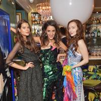 Sarah Ann Macklin, Rosanna Falconer and Olivia Grant