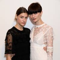 Lara Mullen and Ella King
