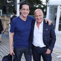 Francesco Mazzei and Aldo Zilli