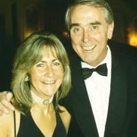 Mrs Philip Evans and Philip Evans
