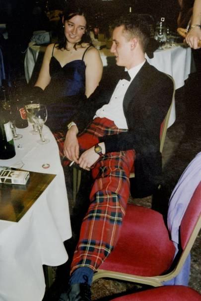 Eleanor Hoogewerf and Rollo Crichton-Stewart