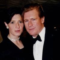 Mimi Napier and Charles Hancock